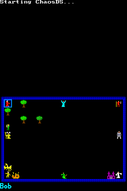 ChaosDS screen shot
